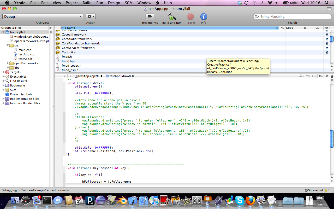 full screen mac
