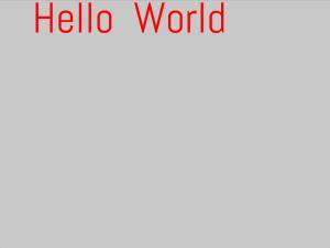 1-HelloWorld