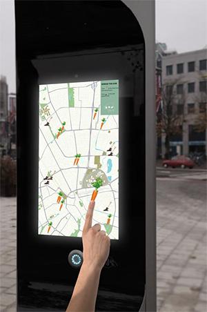 hackathon-touchscreen