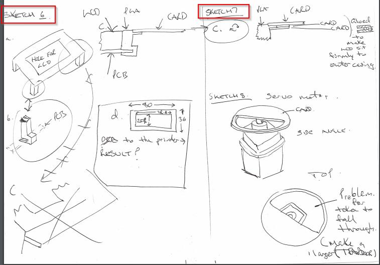 Sketch 6 & 7