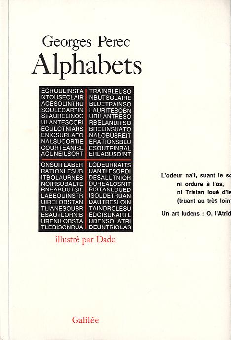 perec alphabets
