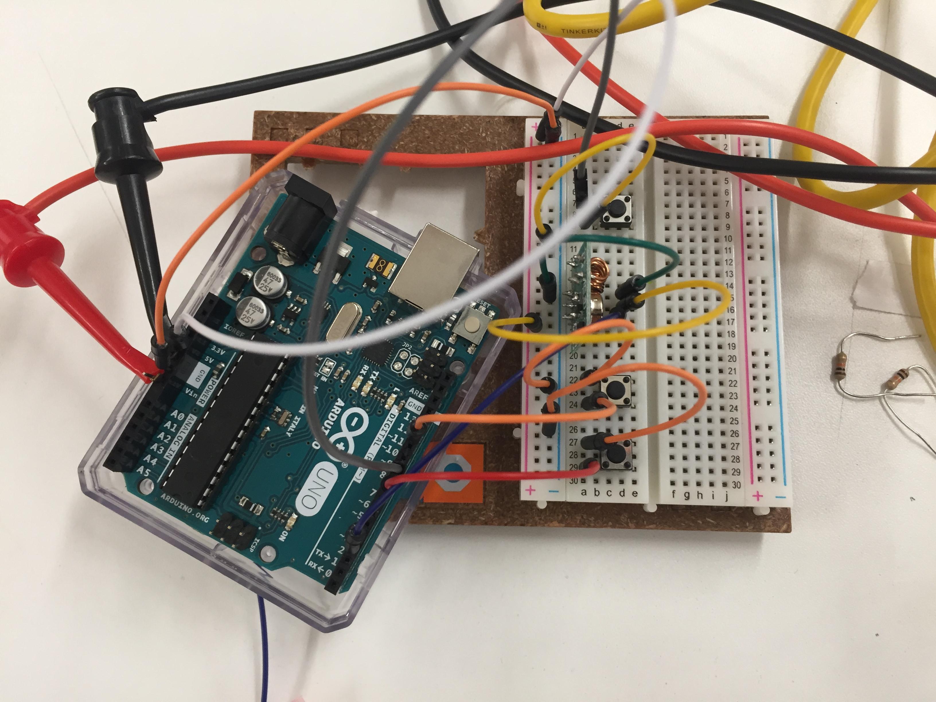 Ma In Computational Arts Blog Balancing Robots Simple Wireless Circuit Radio Control Http Instructablescom Id Make A Rf Robot Using Arduino