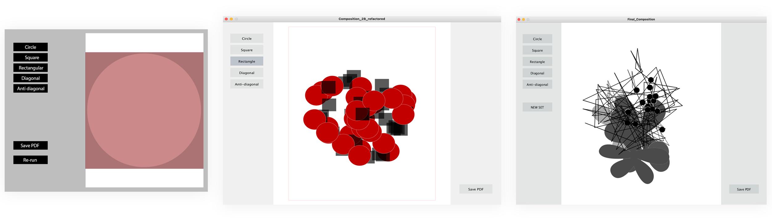 UI development copy