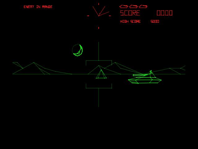 battlezone vector