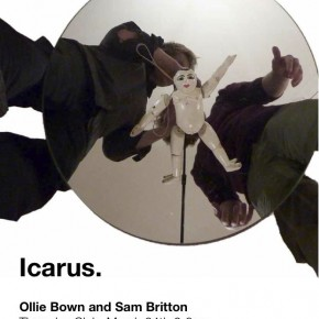 24 March 2011 - Ollie Bown and Sam Britton Icarus generative music making