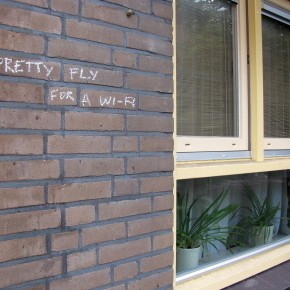 25 October 2012 - a project on wireless sniffing (Utrecht, NL)