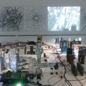 25 July 2013- The Emergent City. From Complexity to The City of Bits. Stanza