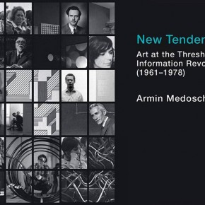 Thursday 6 October 2016 || New Tendencies, Art at the Threshold of the Information Revolution
